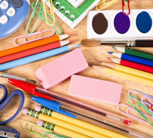 School Tools & Equipments